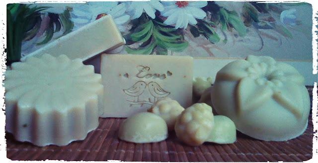 Jabón natural de Pepita de Uva