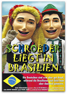 Schroeder liegt in Brasilien (2009)