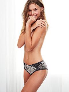 Josephine Skriver – Victoria's Secret – December 2015