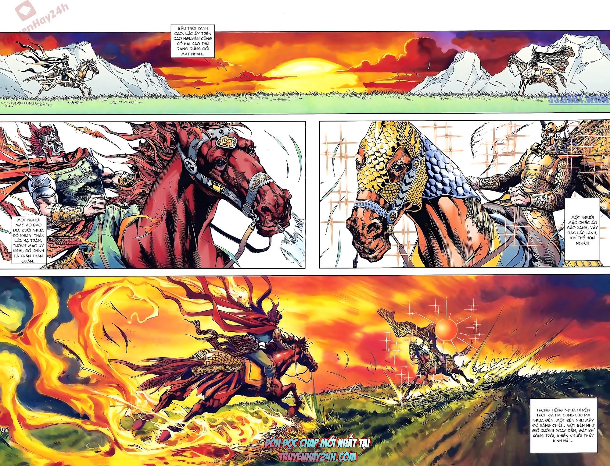 Tần Vương Doanh Chính chapter 46 trang 30