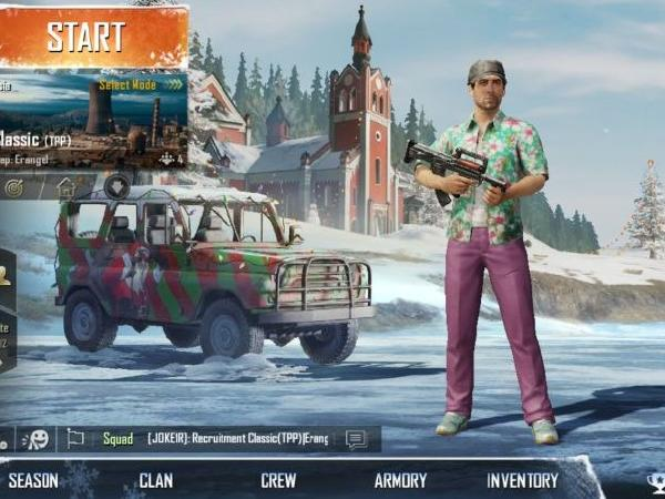 PUBG Mobile Vikendi Snow Map Can Now Finally Be Played on Android, iOS
