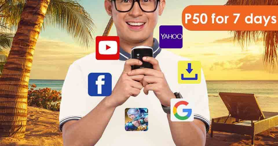 c80cb0a9824827 Talk N Text GAANSURF50 Internet Promo - Only 50 Pesos for 7 days -  HowToQuick.Net