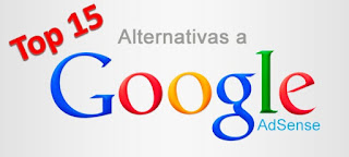 Top 15 Alternativas a Adsense