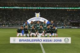 Palmeiras: Dez vezes campeão brasileiro