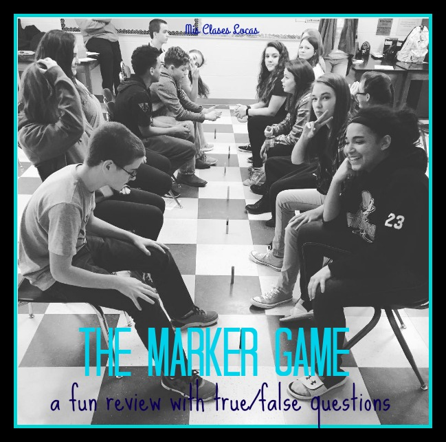 Quick Tip: The Marker Game - Mis Clases Locas