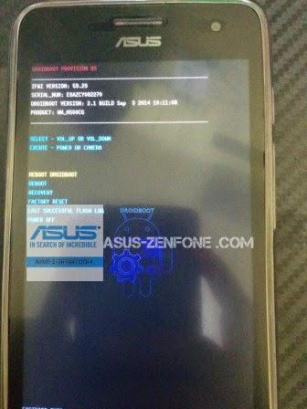 Phone Smart: How to fix Bootloop on Zenfone 5 and Zenfone 6