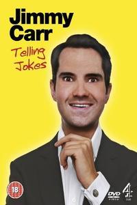 Poster Jimmy Carr: Telling Jokes