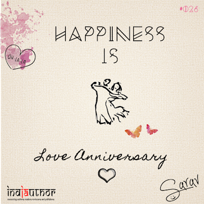 Happiness is Love Anniversary!