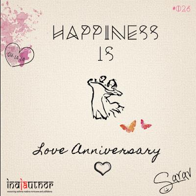 Happiness is Love Anniversary!