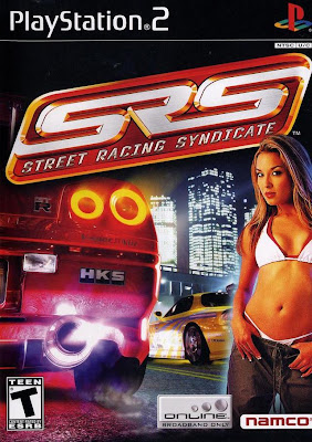 Street Racing Syndicate (PS2) 2004