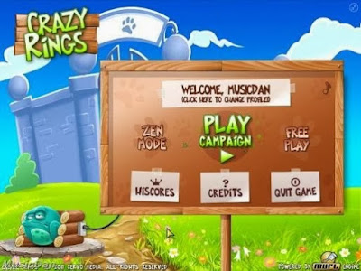 Crazy Rings Free Download For PC