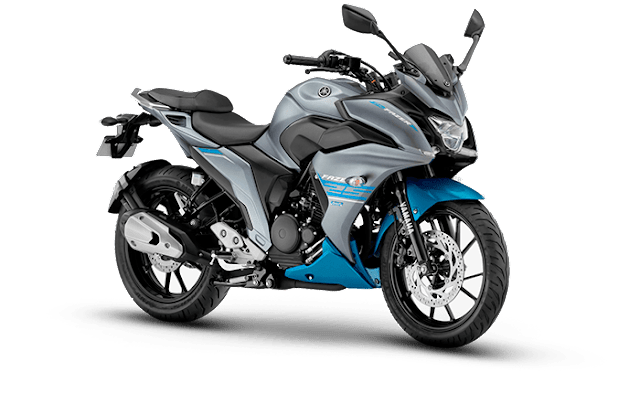 Spesifikasi Yamaha Fazer 25