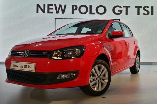 New Polo GT TSI