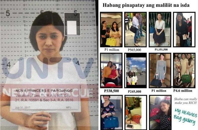 LOOK: Ito ang Mga Koleksyon na Hermes Bags Ni Vice Mayor Princess Parojinog