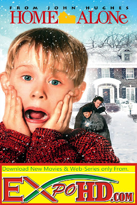 Home Alone 1990 Dubbed Hindi 720p    BluRay 480p _ 1080p [ HD G.Drive] Watch Online