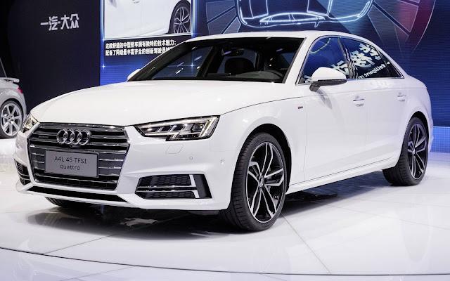 Audi A4 L 2017