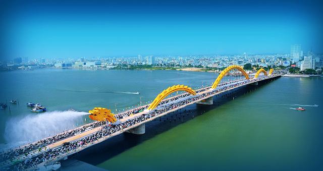 Cầu rồng sông Hàn