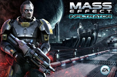 Mass Effect: Infiltrator Mod Apk + Data for Android All GPU