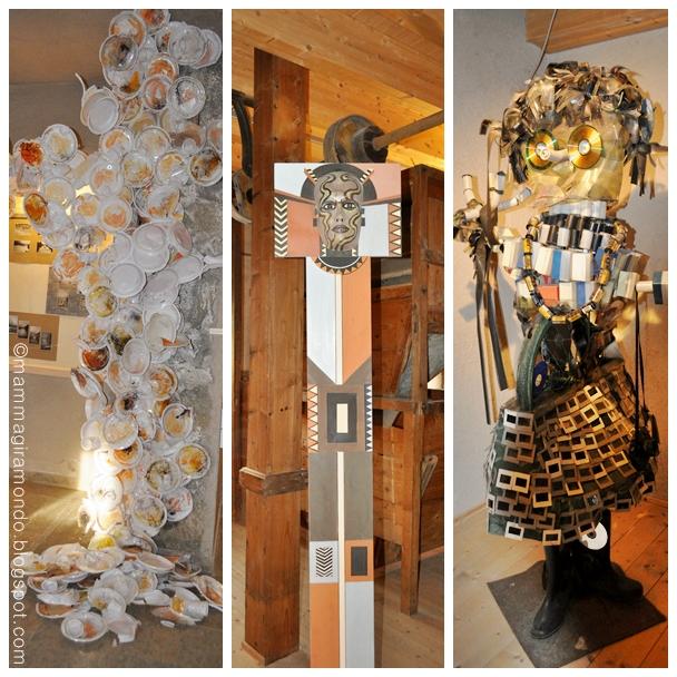 Valsugana per famiglie la casa degli spaventapasseri for Disegni per la casa degli artigiani