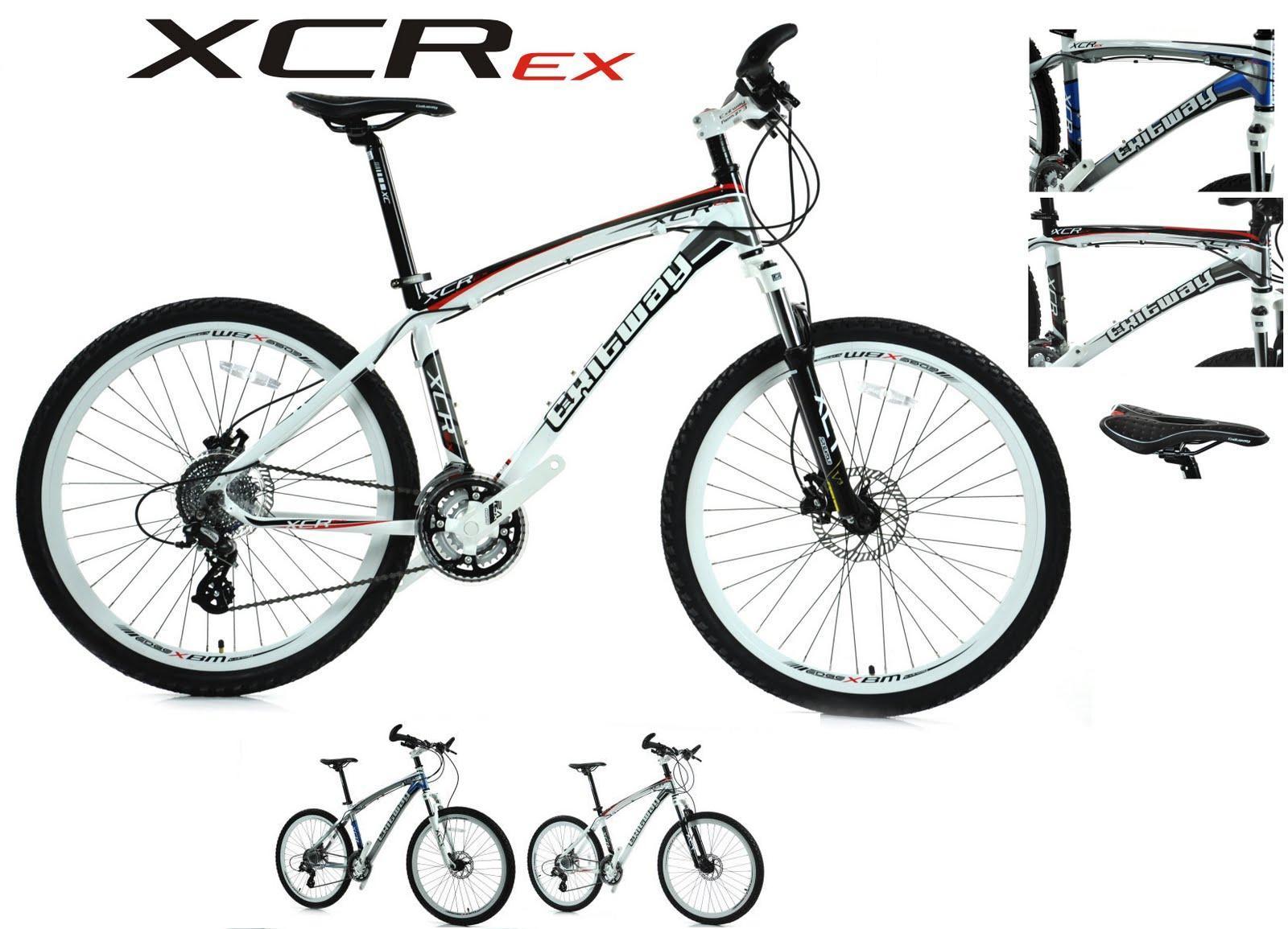 WAN'S CYCLE: Exitway XCR EX
