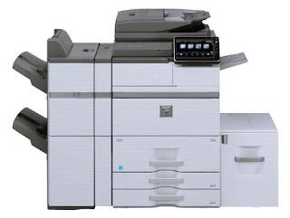 Sharp MX-6500N Printer Driver Download