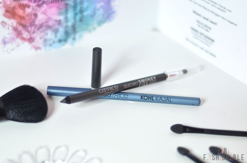 Catrice Velvet Matt Smokey Eyes Pencil Catrice Kohl Kajal