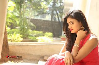 Telugu Actress Anusha Stills at Dhyavudaa Movie Teaser Launch  0095.JPG