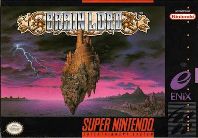 Rom de Brain Lord em Português - Super Nintendo - Download