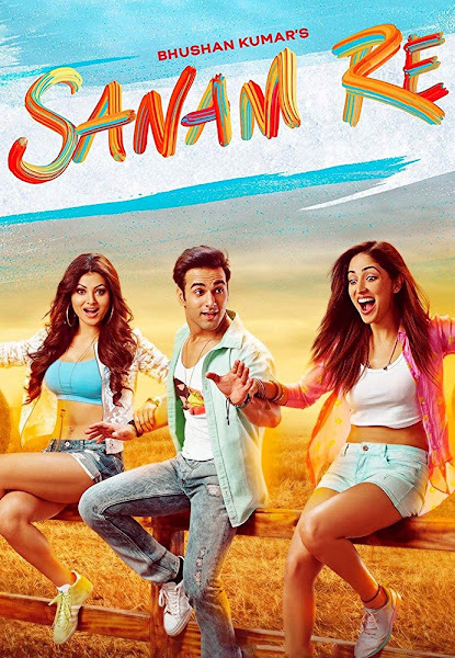 Sanam Re (2016) full hd Movie Hindi 480p HDRip 300MB ESubs