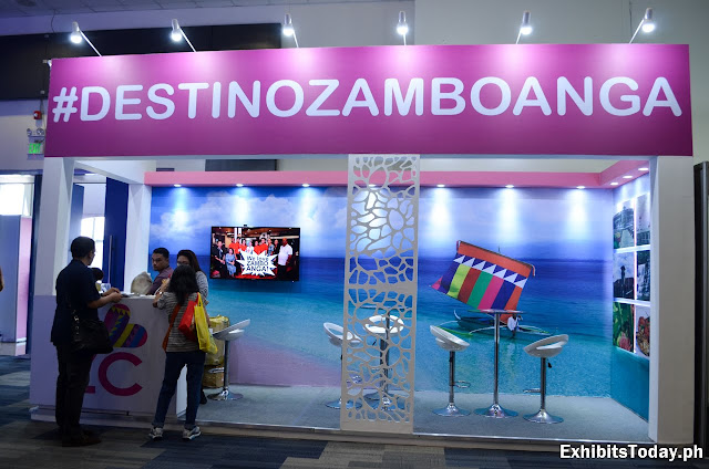 Zamboanga Tourism Exhibit Booth