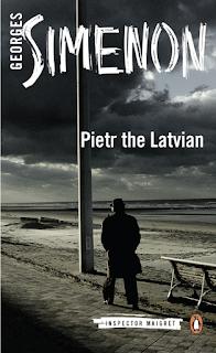 Inspector Maigret #1 - Pietr the Latvian Book