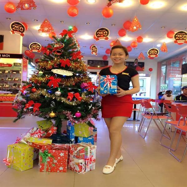 FPT Đà Nẵng Chào Đón Giáng Sinh 2015 7