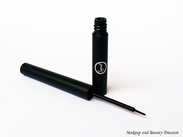 Sigma Line Ace Liquid Eyeliner Review