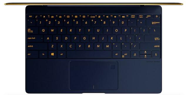 Laptop Tipis Performa Maksimal ASUS ZenBook3 Jadi Impian