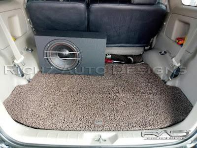 karpet mobil comfort cream coklat