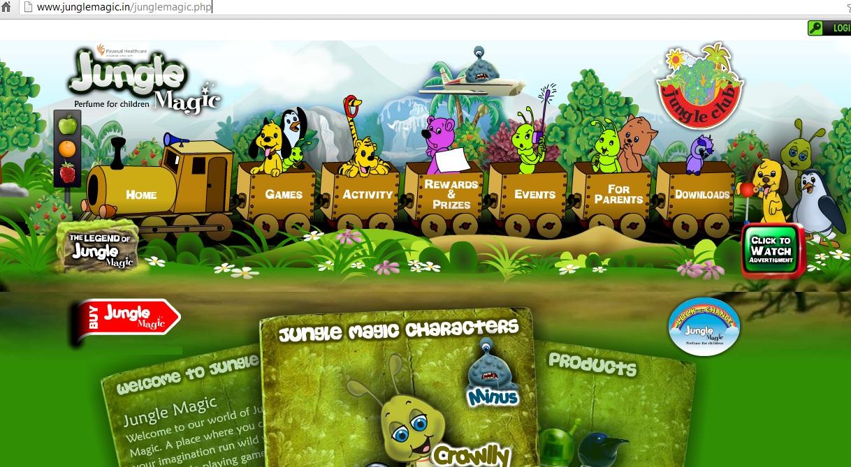 Jungle Magic Online Spielen