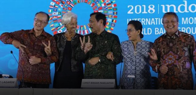 Gerindra Ragukan Bawaslu Bisa Tindak Tegas Luhut dan Sri Mulyani Kampanyekan Jokowi di Forum IMF