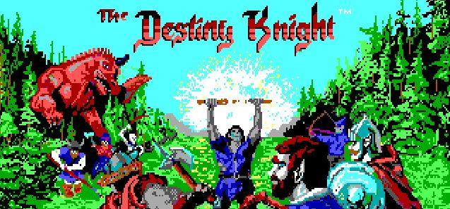 The Bard's Tale 2: The Destiny Knight