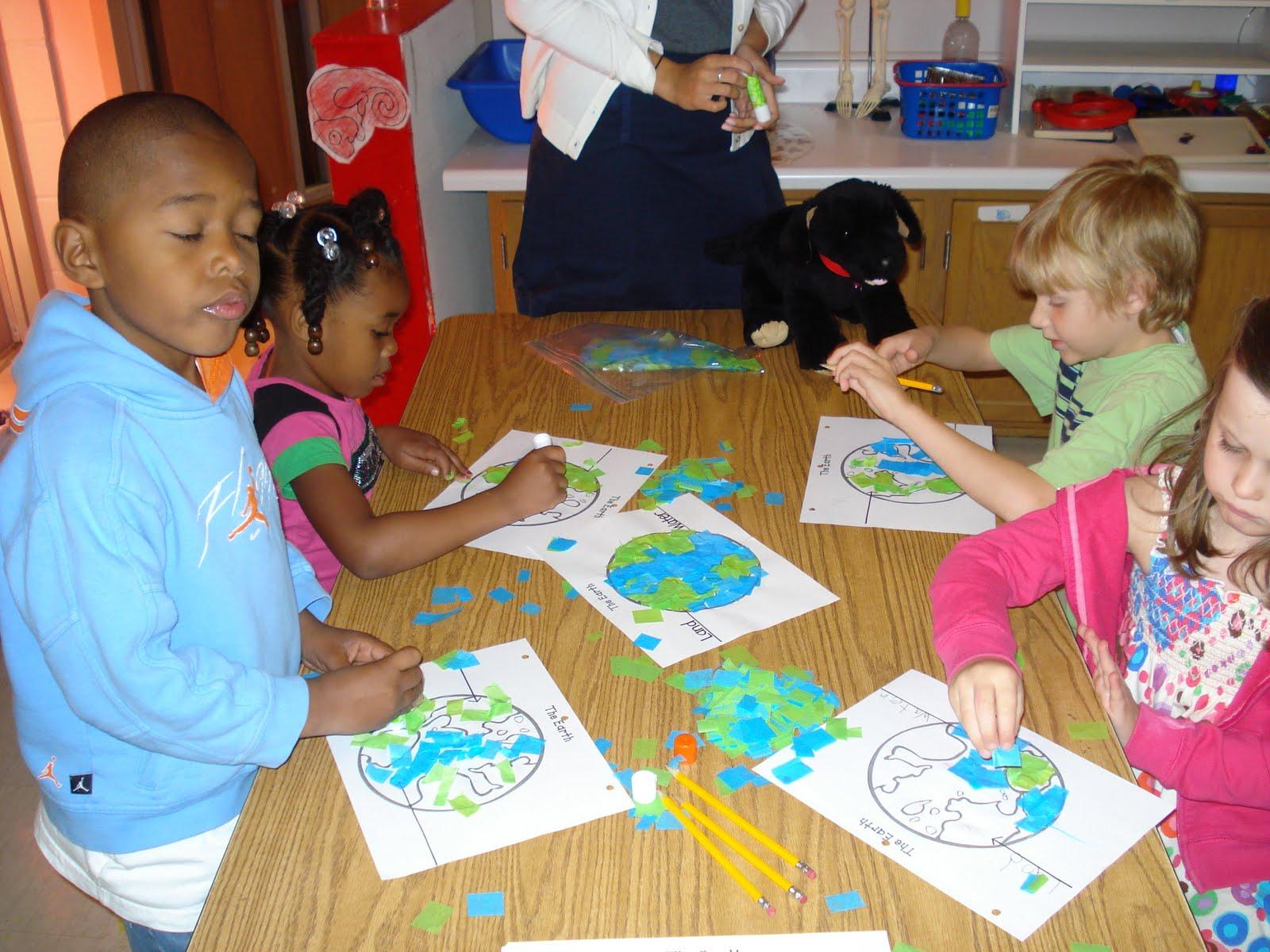 Mrs Kimbrell S Kindergarten Earth Day Activities