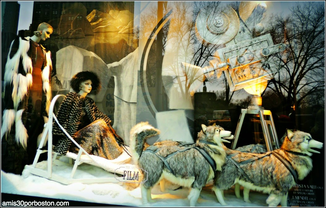 Bergdorf Goodman: Cine