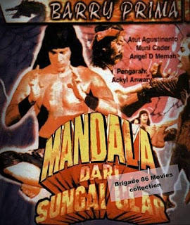 Download film Mandala Ular Dari Sungai (1987) VCDRip Gratis