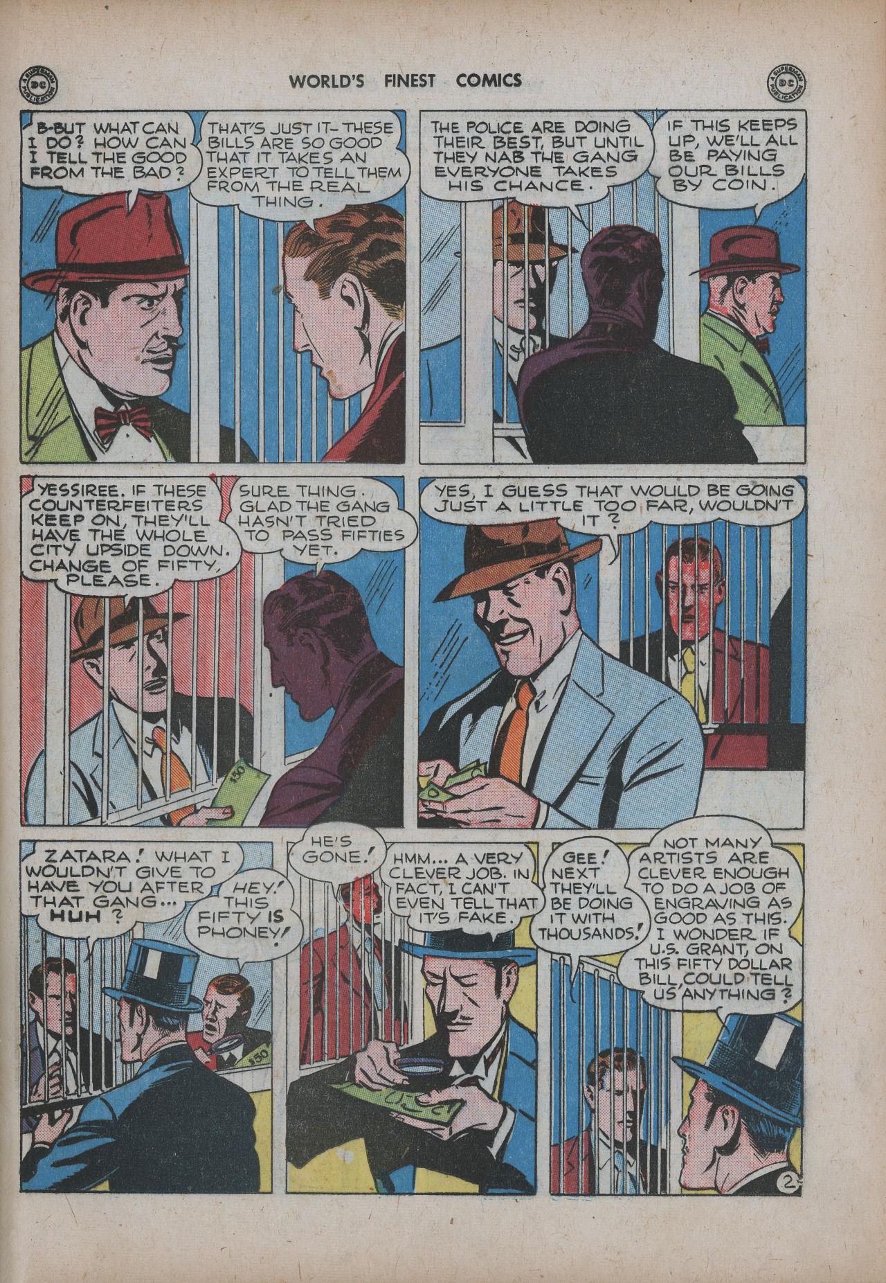 Read online World's Finest Comics comic -  Issue #20 - 29