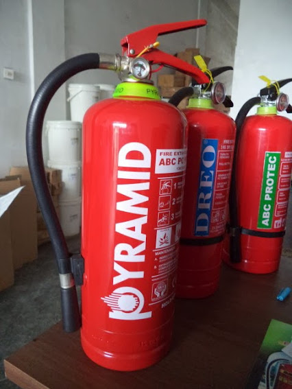 Alat pemadam kebakaran ringan (APAR)