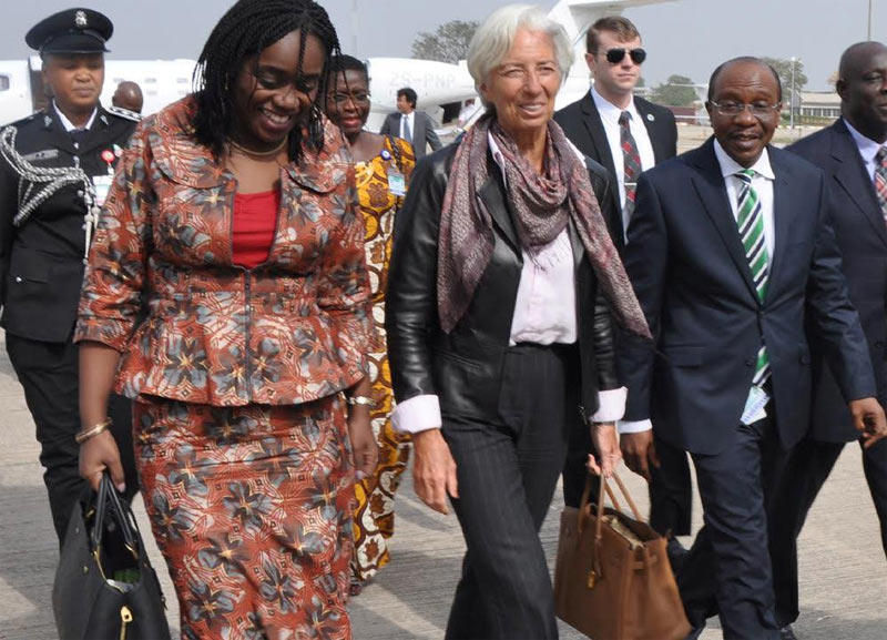 Months after visiting Nigeria, court finds IMF boss guilty in fraud case