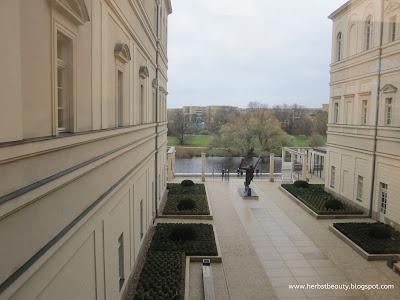 Barberini Museum Potsdam Innenhof