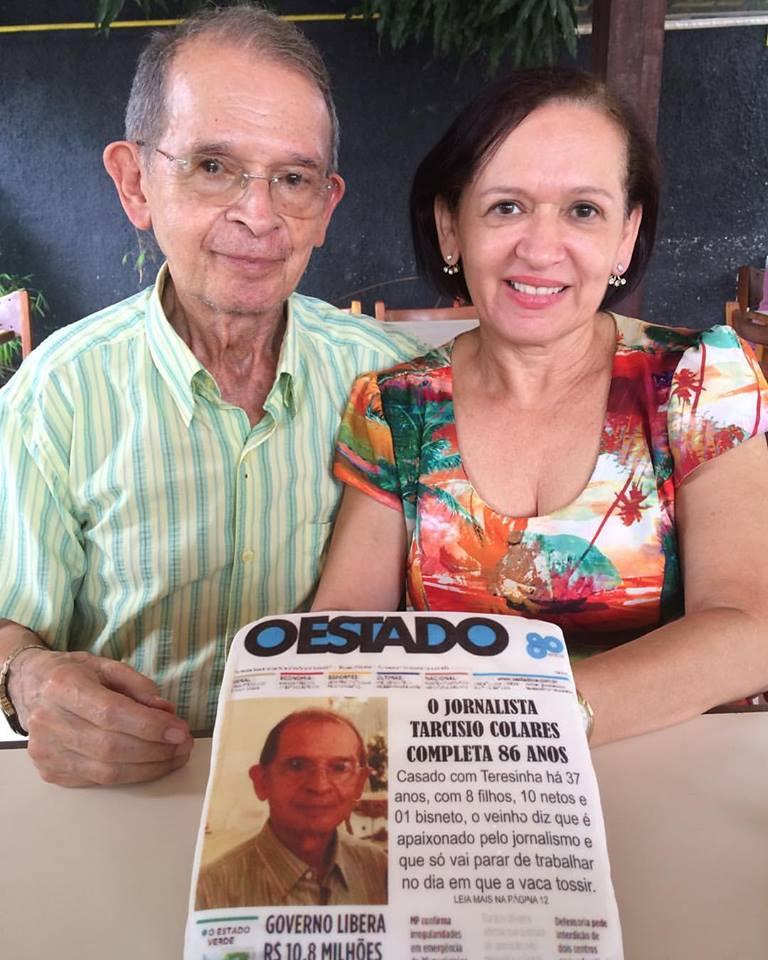 81f50c2a892c2 Morre jornalista Tarcísio Colares