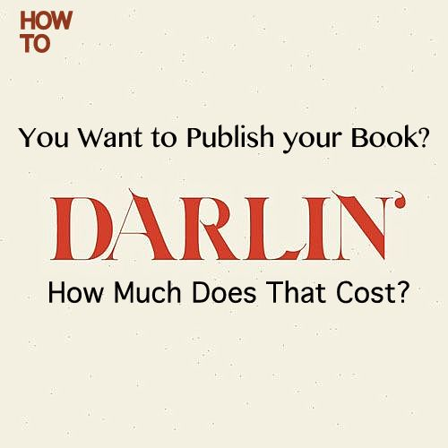 how much does it really cost to publish your book