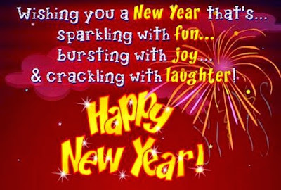 Happy New Year SMS