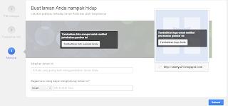Cara Membuat Halaman Penggemar ( fans page) Google Plus 3