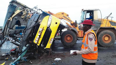 Death Of 10 In Accident: FRSC summons Young Shall Grow, threatens serious action